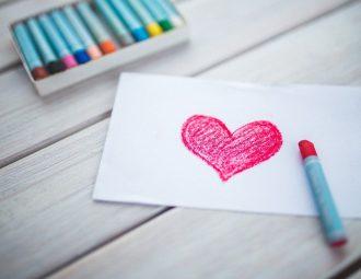 Saint-Valentin: idées de bricolages à faire avec les enfants