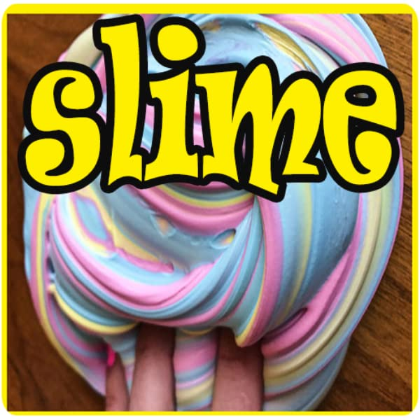 How To Make Slime and slime without Glue and borax: Amazon.fr: Appstore  pour Android