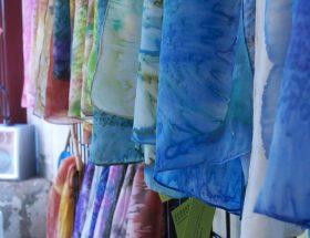 Tissus, Couleur, Textiles, Fond Tissu, Fond Coloré